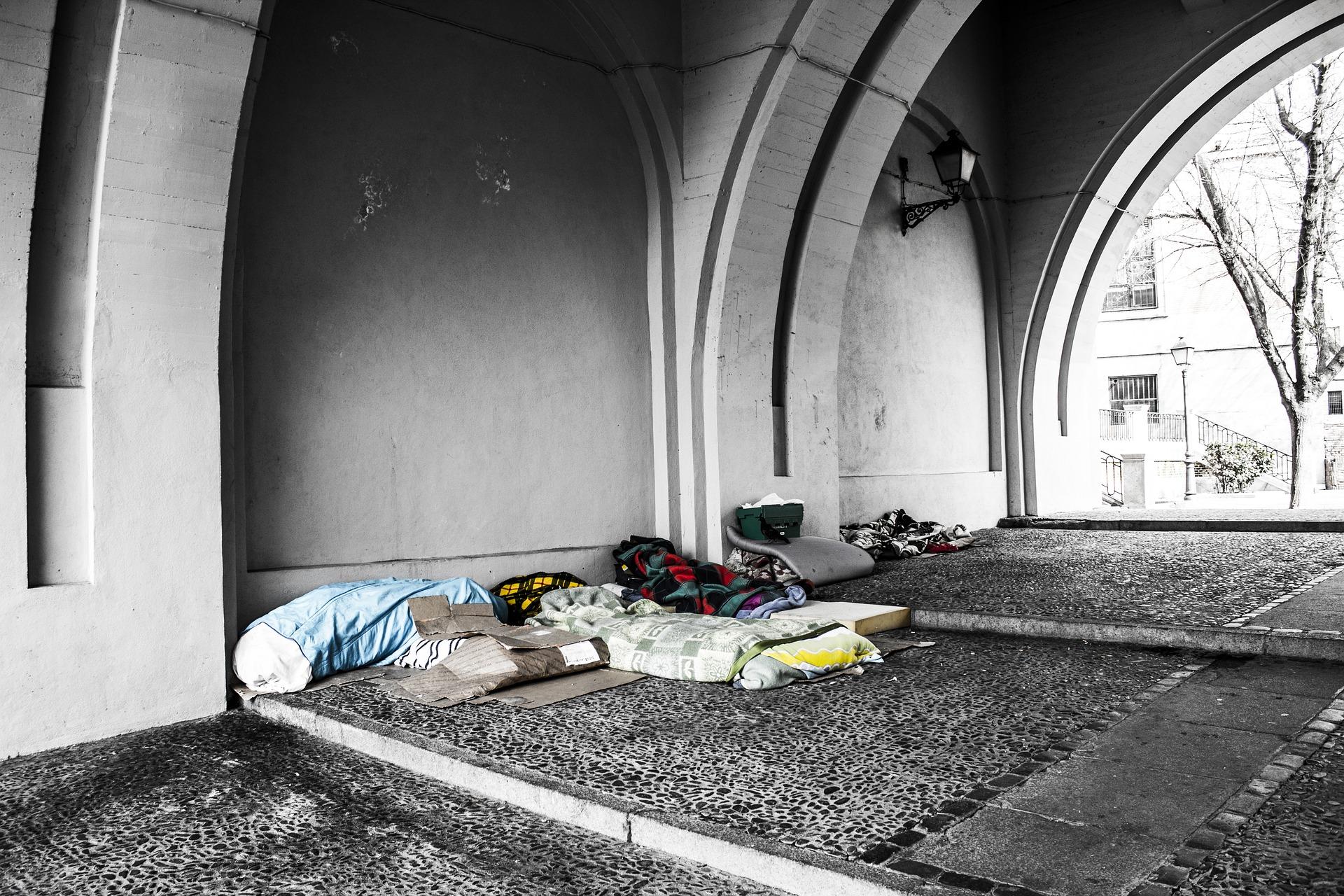 Ohne Wohnung keine Heimat