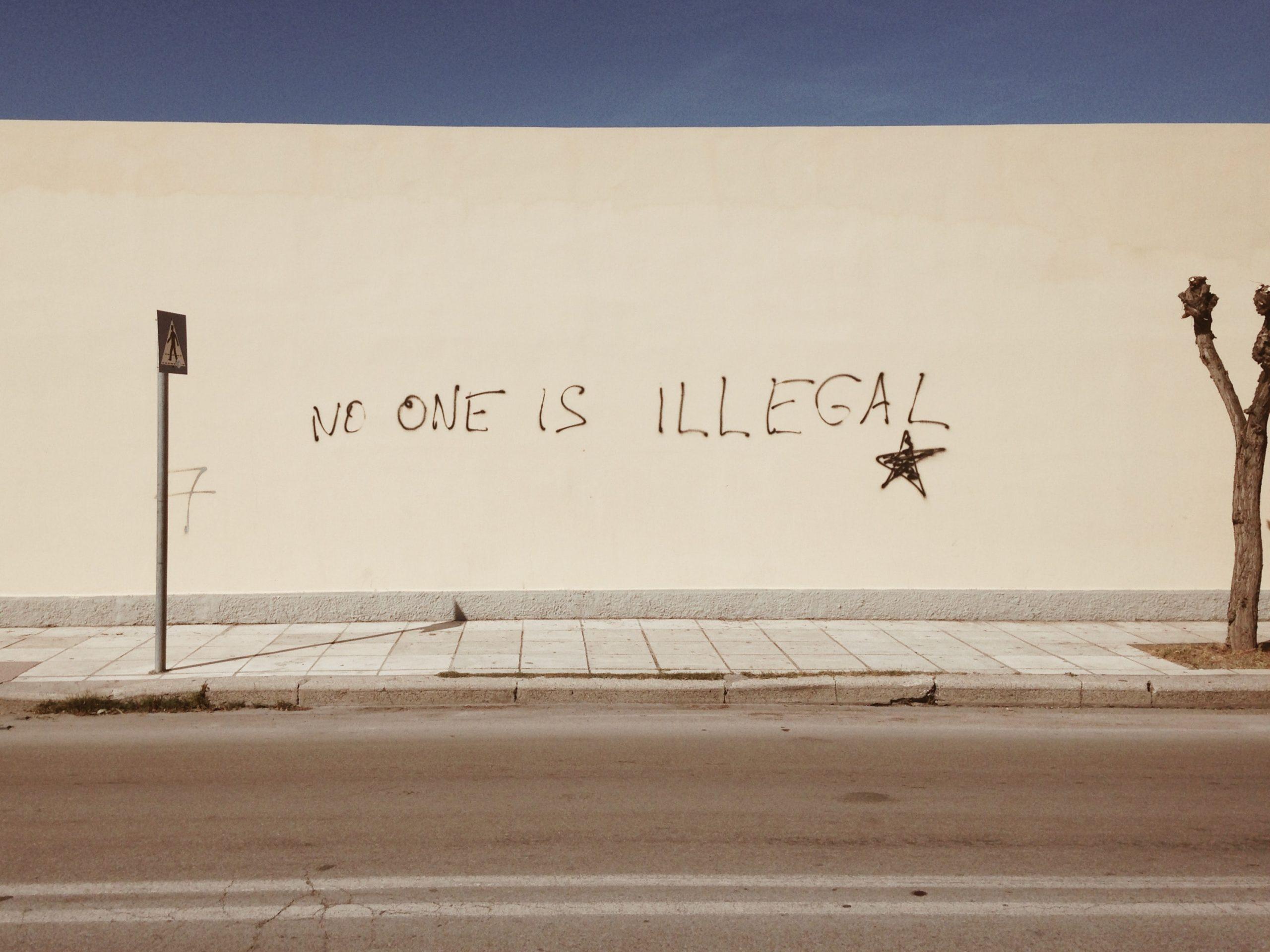 Das Recht, Rechte zu haben.