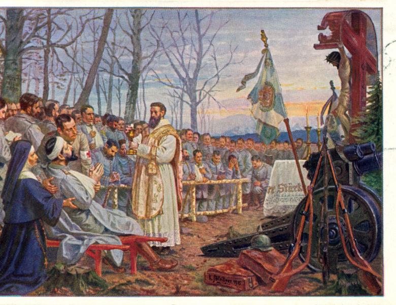 Protestantismus und Erster Weltkrieg  –  Ein Lesebuch *)